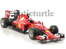 Bburago 2015 Ferrari Racing Formula F 1 SF15-T 1:18 Kimi Raikkonen #7 16801