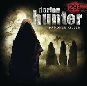 DORIAN-HUNTER-29-1-HEXENSABBAT-LEHRJAHRE-CD-NEW
