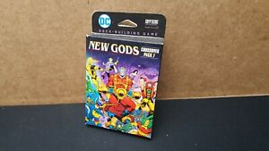 DC-Deck-Building-Game-Crossover-Pack-7-New-Gods-Cryptozoic-New-and-Sealed