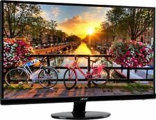 "Acer 27"" Gaming Monitor S271HL IBIDX FHD 75Hz 4ms GTG AMD Freesync"