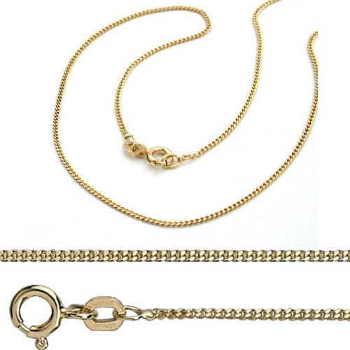 Baby Brillant 0,01 Karat Taufring Echt Gold 585 mit 36 cm Silber 925 VG Kette