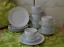HUTSCHENREUTHER-Porzellan-MARIA-THERESIA-Weiss-Kaffee-Service-Set-18-teilig-tlg