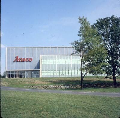 Ansco Film Company Headquarters Building Binghamton Ny Vintage 1960 Slide Photo Ebay