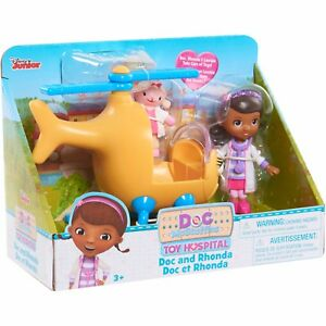 Doc-McStuffins-Rhonda-with-Lambie-Ages-3-New-Toy-Mobile-Doll-Talk-Play-Girls