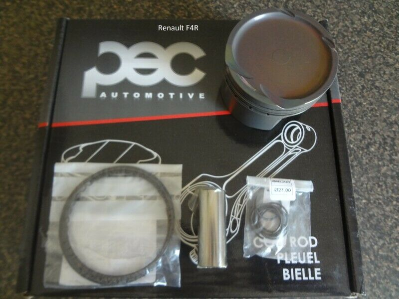 Supertech / PEC forged piston kit - Renault F4R Turbo   Kuils River    Gumtree Classifieds South Africa   446753828