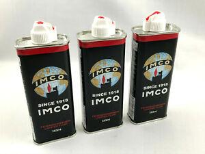 IMCO-Benzin-Das-Original-3-x-133ml-Kanister-Feuerzeug-Benzin