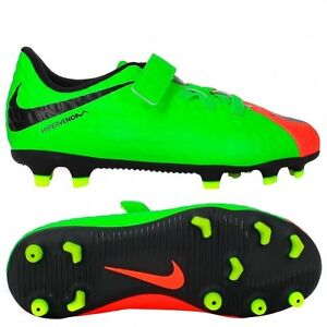 best service 215b0 373ca Details about Nike Hypervenom Phade 3 Junior FG Football Boots ( V ) Neymar  Jnr Firm Ground