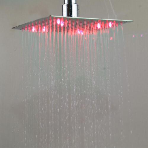 Details about  /Duscharmatur Duschpaneel Handbrause Regendusche Duschset Bad Duschsystem köpfe