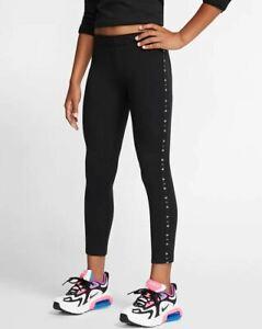 Black Youth Leggings