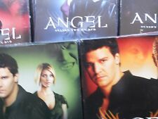 ANGEL Seasons 1-5 The Complete Series (DVD BOX SETS) A Buffy Spin-off  LQQK!