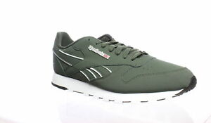 Reebok-Mens-Green-Running-Shoes-Size-11