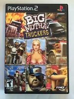 Big Mutha Truckers - Playstation 2 - Replacement Case - No Game