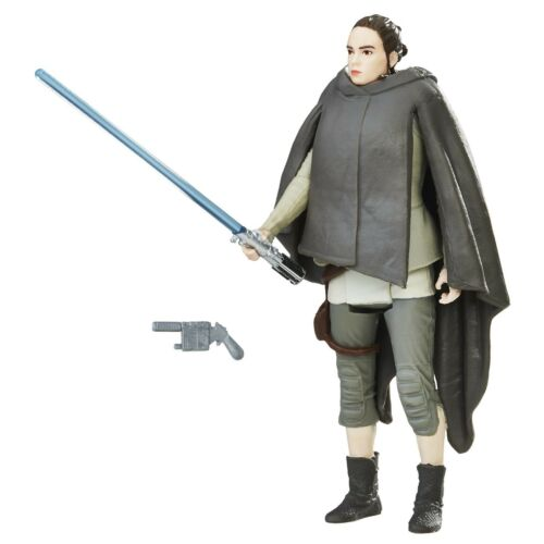 Star Wars Black Series REY ISLAND JOURNEY The Last Jedi Figure Mint in Box
