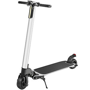 Electric-Scooter-10-4Ah-Battery-Foldable-Carbon-Fiber-Commuter-E-Scooter-Bicycle