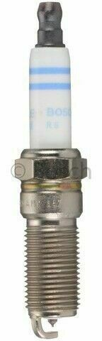 4 New Bosch Double Iridium Spark Plugs For 2008-2012 CHEVROLET MALIBU L4-2.4L