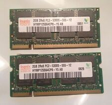 Apple 4GB  PC2-6400S DDR2 666MHZ 200pin RAM iMac, MacBook, macbook Pro memory