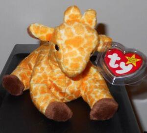 ea1b4b0f95f Image is loading Ty-Beanie-Baby-TWIGS-the-Giraffe-7-Inch-