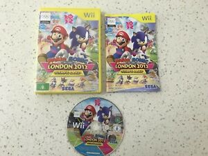 Mario & Sonic at the London 2012 Olympic Games Wii Tracked Parcel Post