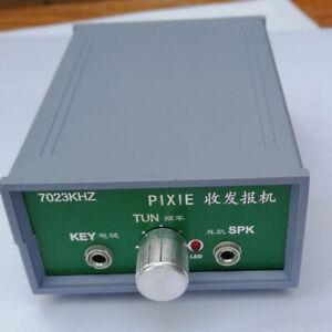 S-PIXIE-CW-QRP-Shortwave-HF-Radio-Transceiver-7-023Mhz-7023KHZ-DIY-KITS