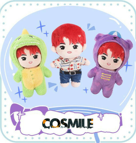 K-Pop Star N.Flying Lee Seung Hyub Peluche 15cm Bambola Abbigliamento Toy Sa