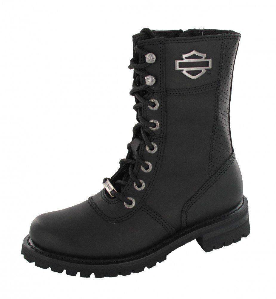 Harley Davidson Shoes - Boots Matisa - Black 10