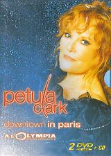 Petula Clark : Downtown in Paris - A l'Olympia (2 DVD + CD)