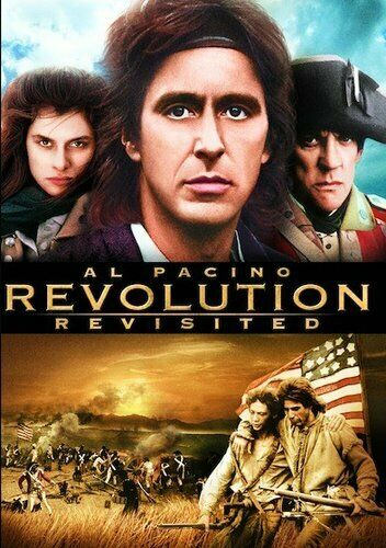 Revolution (1985 Al Pacino) DVD NEW