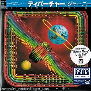 JOURNEY-Departure-Japan-Blu-Spec2-Mini-LP-CD-BSCD2-SICP-30136