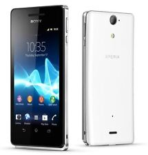 Brand New Sony Xperia V Unlocked 4G LTE IP54 Water Resistant Android Smartphone