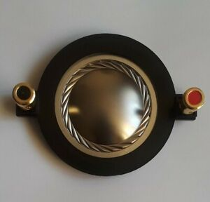 1pcs Replacement Diaphragm for Audiopipe APHC-4550 PRO Compressor Driver NEW.