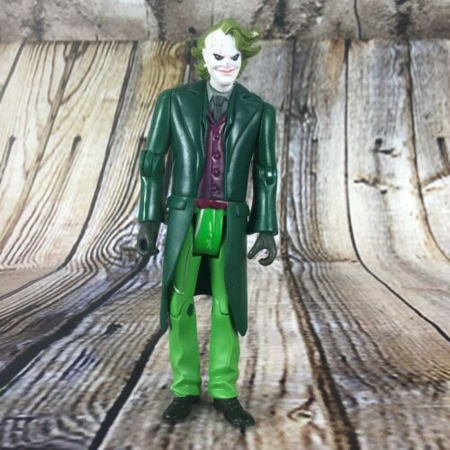 "Batman The Dark Knight Joker 5.25/"" Tall Action Figure DC Comics 2008"