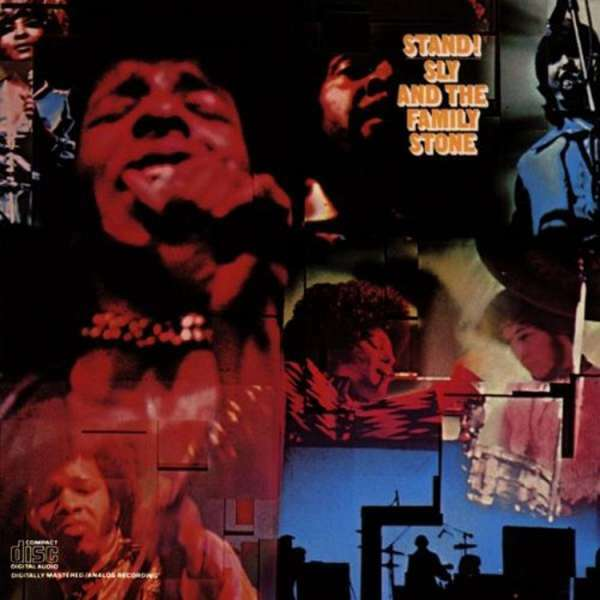 Sly & The Family Stone - Support ! Neuf LP