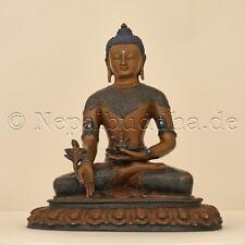 Medizin Buddha Statue 4,75 Kg Buddhistische Altar Statur Skulptur Buddha Figur