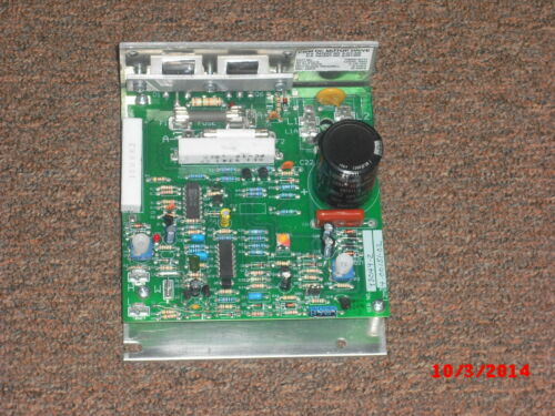 PWM Motor Drive 0-120vdc 12a continuous 25a max DC Motor Control