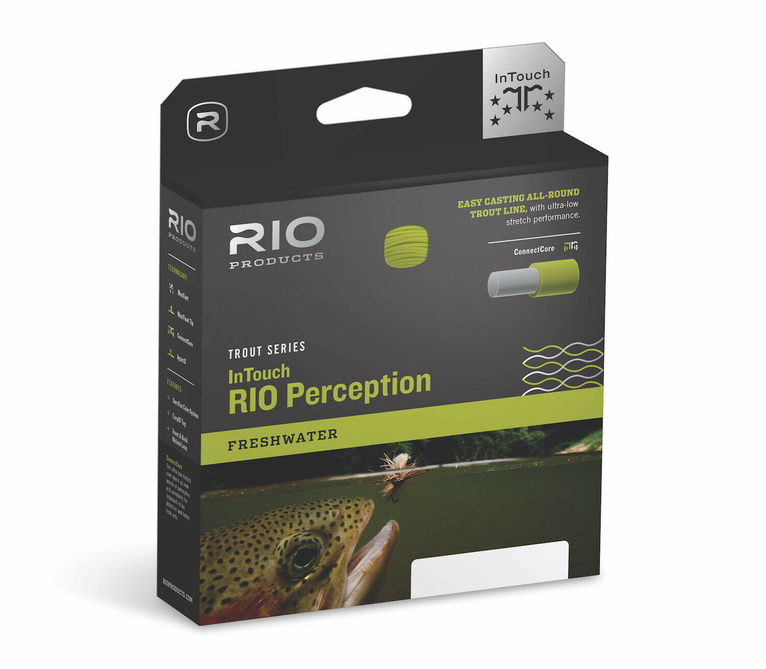 RIO Perception WF7F Fly Line-Camo