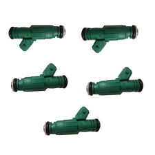 5pc Green Giant Fuel Injector fits Bosch 42 lb/hr 440cc for Volvo 0280155968