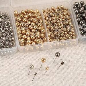 300x-multicolore-couture-a-coudre-tete-ronde-perle-Straight-PINS-outil-pratique