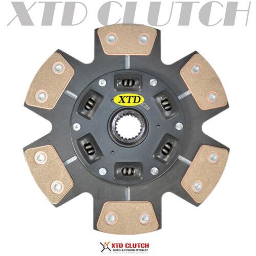 XTD STAGE 3 CLUTCH /& RACE FLYWHEEL KIT FITS 87-92 SUPRA TURBO 7MGTE 3.0L
