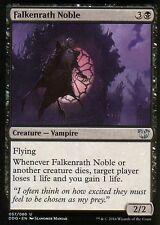 Falkenrath Noble X4 NM Black Uncommon Blessed Vs Cursed MTG Magic