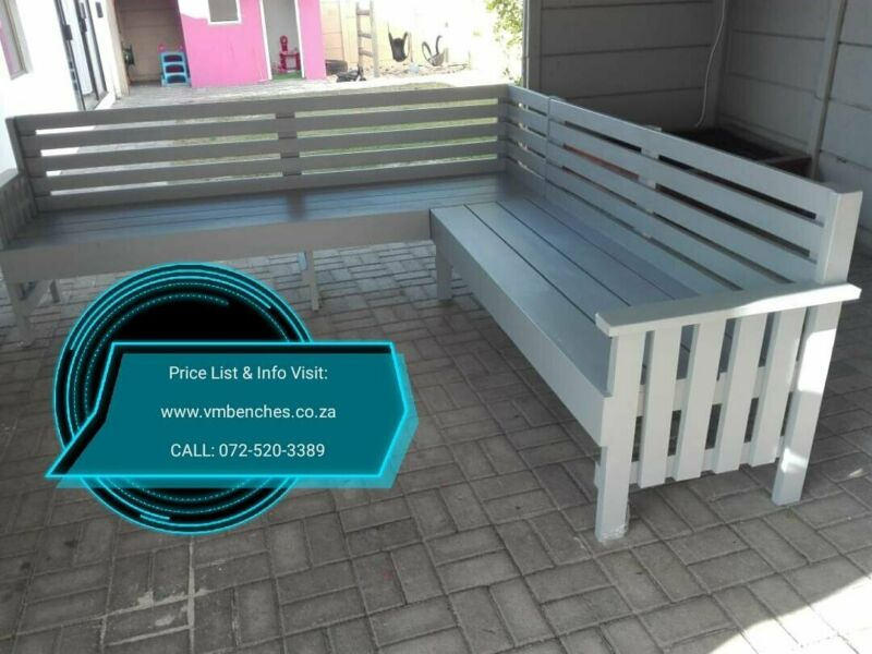 WOODEN PATIO BENCHES, GARDEN BENCHES, OUTDOOR BENCHES AND INDOOR FURNITURE.