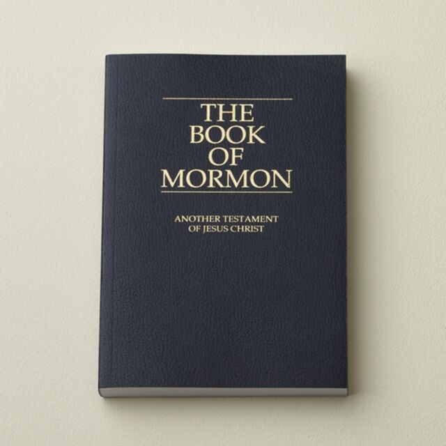 Book of Mormon - New - Official Edition!