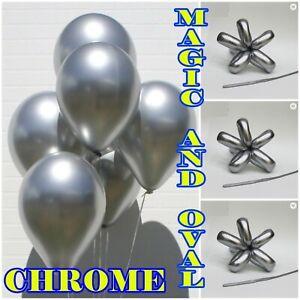 10pcs-10-034-METALLIC-LATEX-Chrome-Ballons-Helium-Mariage-Fete-D-039-Anniversaire-Decoration