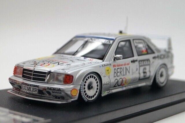 1 43 Hpi 8398 Mirage Mercedes-Benz 190E DTM 1992