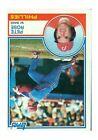 1983 Topps Pete Rose Philadelphia Phillies #100 Baseball Card