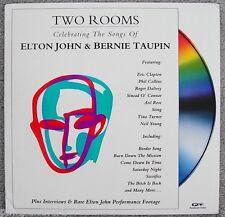 Two Rooms ~ Celebrating the Songs of Elton John & Bernie Taupin  Songs Laserdisc