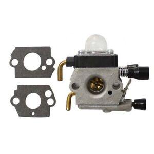 Carburetor Carb Kit For Stihl FS38 FS45 FS46 FS55 FS74 FS75 FS76 FS80 Trimmer