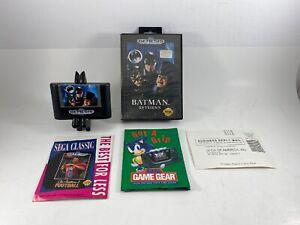 Batman-Returns-Sega-Genesis-1992-Semi-Complete