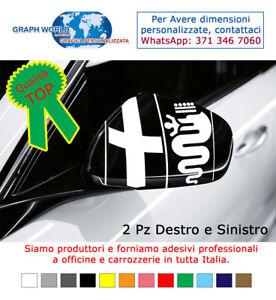 alfa-romeo-mito-giulietta-159-ADESIVI-tickers-specchietti-decal-biscione-logo