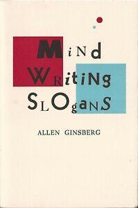 ALLEN-GINSBERG-034-MIND-WRITING-SLOGANS-034-1994-BEAT-POET-LETTERPRESS-LIMITED-EDITION