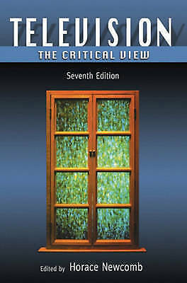 Television: The Critical View by Oxford University Press Inc (Paperback, 2006)